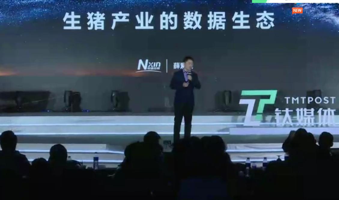 大北农集团董事薛素文:生猪产业的数据生态
