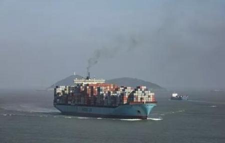 """那艘价值1.3亿的""""美国大豆轮船""""靠岸卸货后续来了..."""