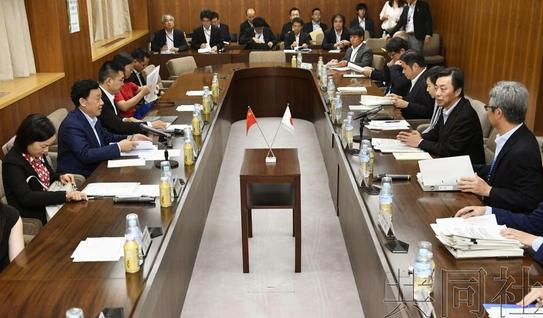 中日举行农业副部长级磋商,日方要求中方解除日本食品禁运