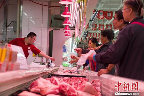 国家发改委谈猪肉价格反弹:后期明显上涨可能性较小
