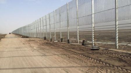 保加利亚修建边界围栏防范非洲猪瘟