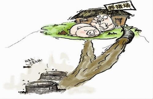 注意!养殖环境违法将被这样处罚!