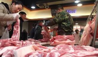商务部:确保中秋、十一双节猪肉供应!
