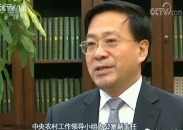 农业农村部副部长韩俊:中国将继续扩大农业对外开放