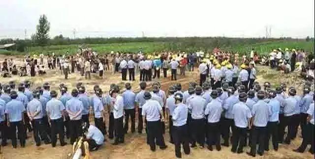 养殖强拆终于被喊停了!公安部被禁止参与拆迁行动!