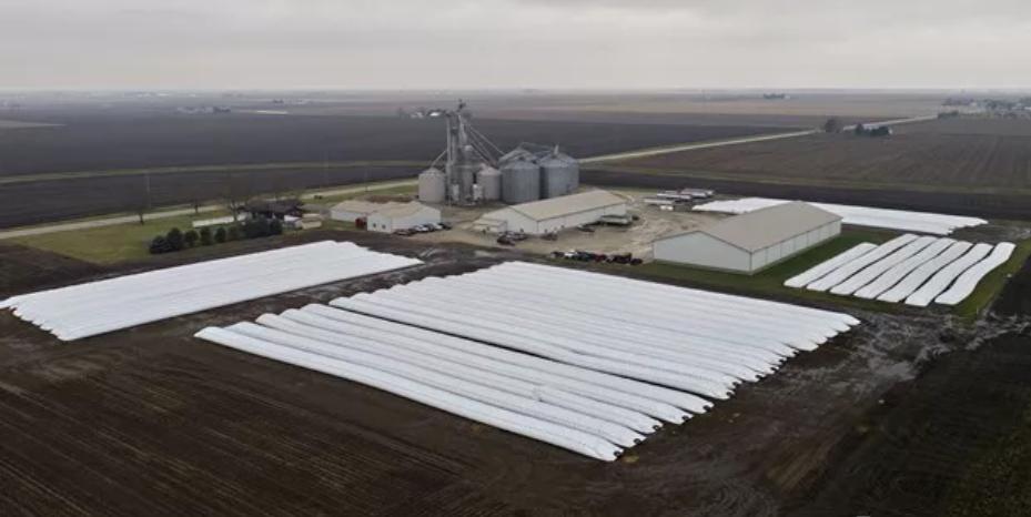 美媒:美国豆农储存大豆 盼中国重新购买