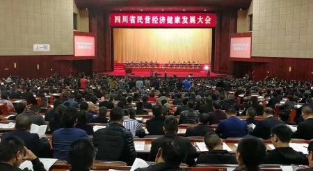 喜报:四川省委省政府表彰百名优秀民营企业家,王德根入选!