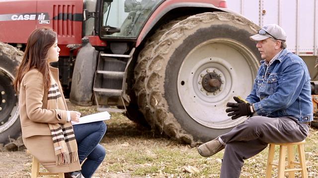 美国农民:玉米、大豆丰收却无销路,希望贸易的冬天赶紧过去