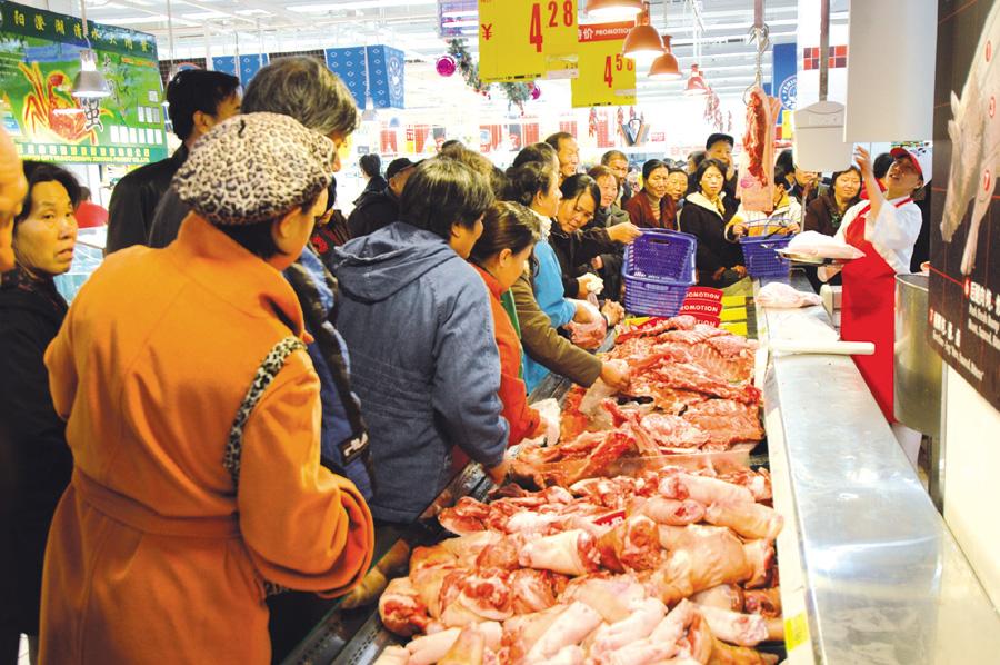 暖心!每人至少认购20斤猪肉,湖北省黄梅县为养猪人解决滞销困境!