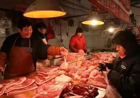 国家统计局:11月全国猪肉价格下降0.6%