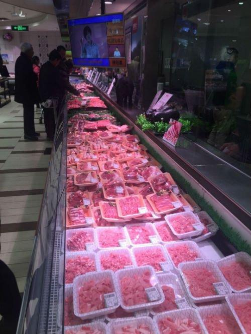 北京市将对储备冻肉进行公检