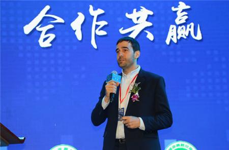 中国猪业高层论坛 | 生源霸科亚洲区总监:全球口蹄疫流行趋势及防控理念
