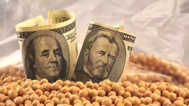 大豆只是中国向美丢出的一颗糖,更重磅的在这里!