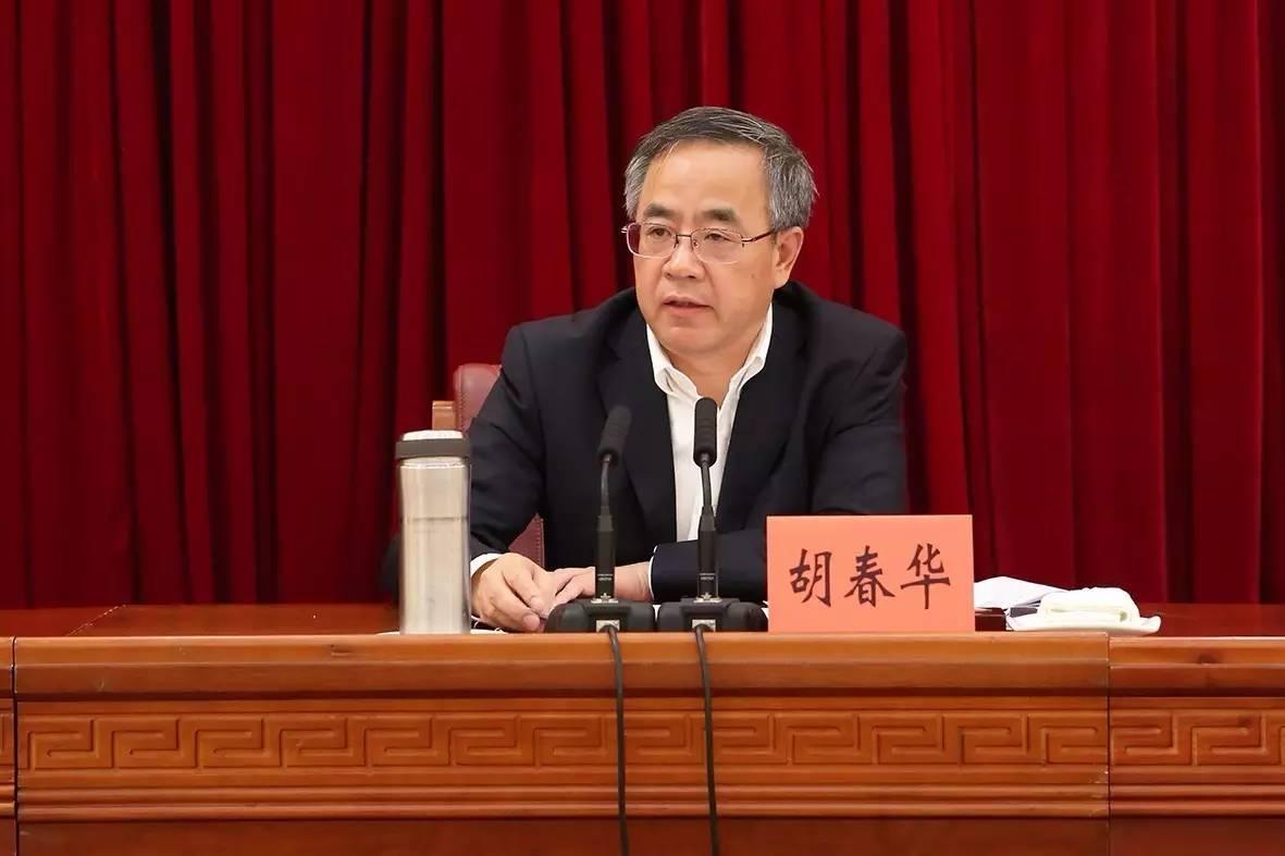 热点关注:国务院副总理胡春华昨天主持召开非洲猪瘟防控工作专题会议!