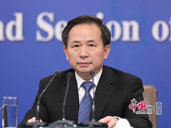 """生态环境部部长李干杰:反对环保""""一刀切""""见一起查处一起"""