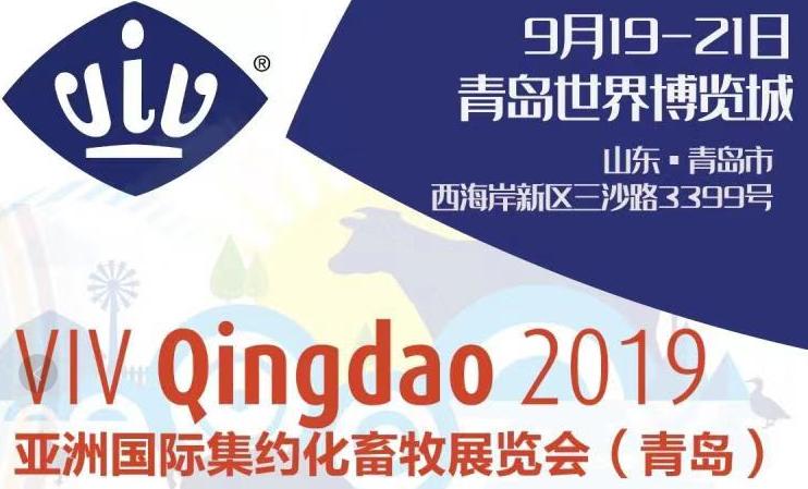 VIV Qingdao 2019亚洲国际集约化畜牧展(青岛)欢迎您
