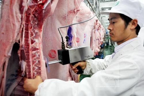 安徽推进生猪屠宰标准化建设 强化非洲猪瘟检测和消毒