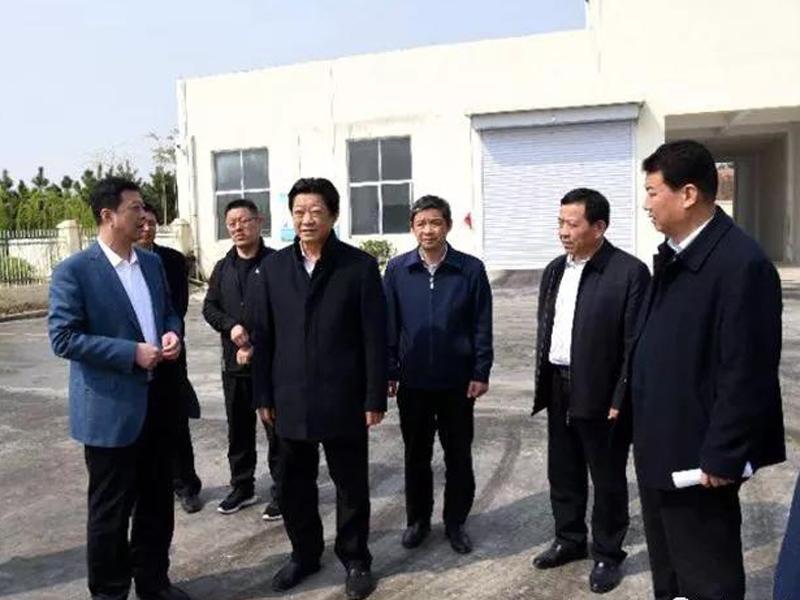山东畜牧兽医局领导亲赴临沂潍坊督导病死畜禽无害化处理整改工作