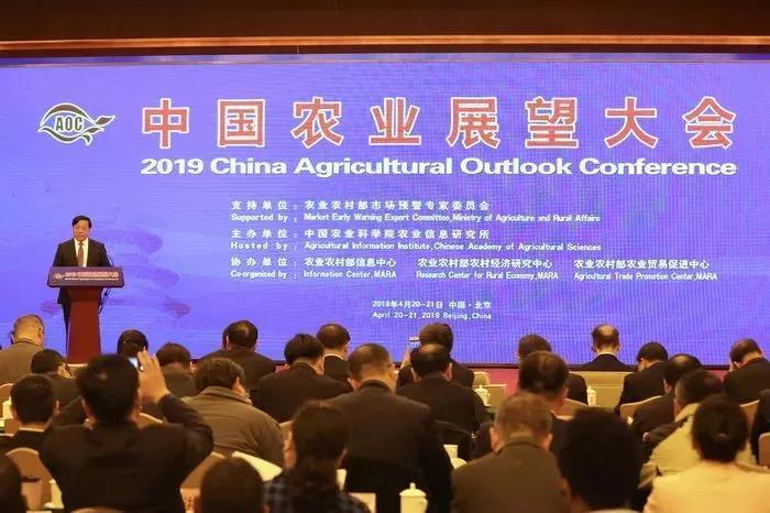 2019中国农业展望大会召开,猪价和饲料未来发展展望