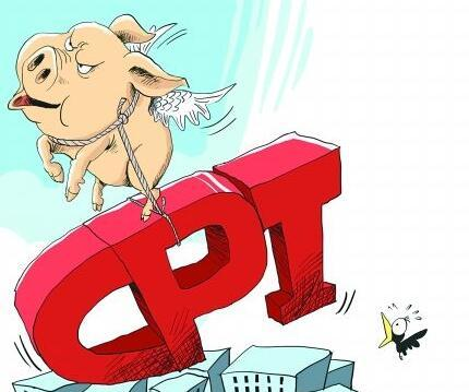 """""""猪、油""""共振,4月份CPI小幅上涨可能性大"""