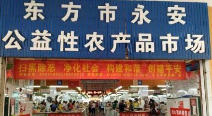 """东方市""""放心猪肉""""销售第二天,110头生猪仅一上午就销售一空"""