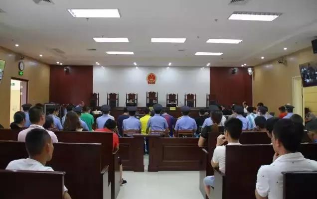 非法走私冻品243吨牟利,15人被审判!