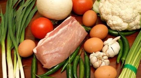 宁波上周蔬菜便宜了 猪肉价格呈现节日性上涨