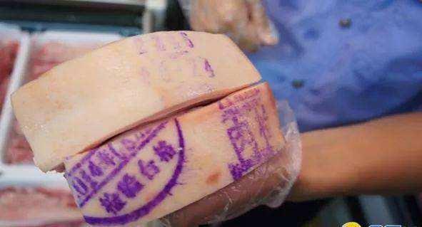 四川江安县市监所开展冻库及猪肉市场检查 未发现违法行为