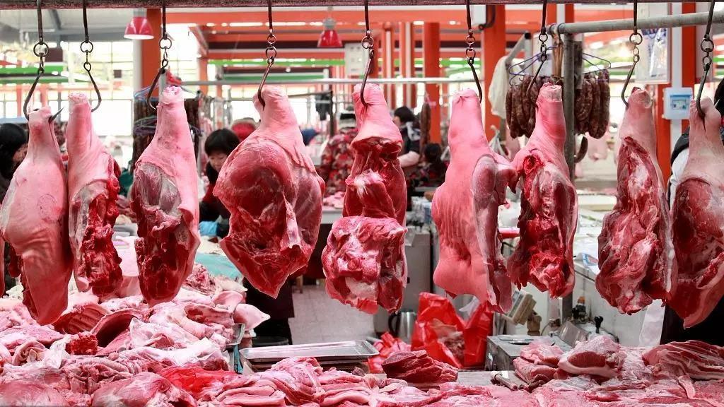 贵州余庆:猪肉商贩卖问题肉被罚13万元!