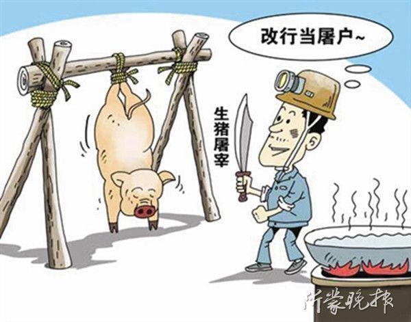 注意了!临沂市严查违法生猪屠宰