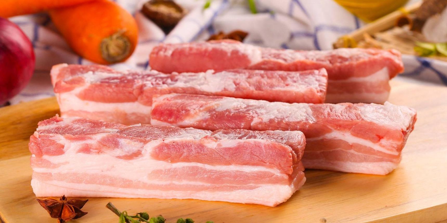 德州猪肉价格持续上涨 猪小排达19.8元/斤