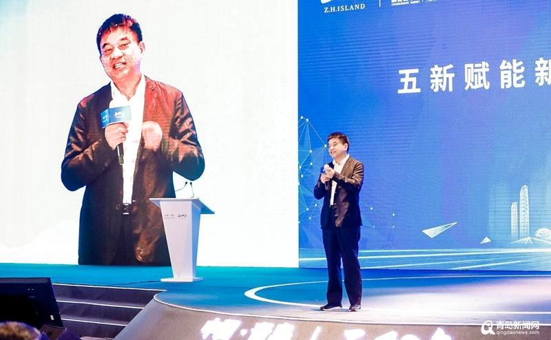 新希望集团董事长刘永好:将在青养200万头猪
