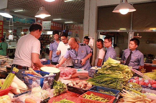 嵊州市突击抽检防范非洲猪瘟风险,临检88批次猪肉样本均为合格