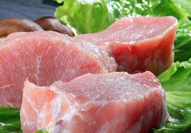 来安汊河严管猪肉市场,确保消费者吃上放心猪肉