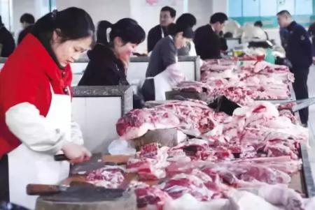 鞍山市猪肉价格淡季半月涨三成