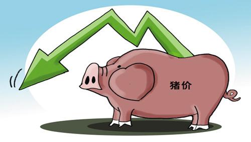 2019年第28周生猪监测:猪价跌幅收窄 养猪初现亏损