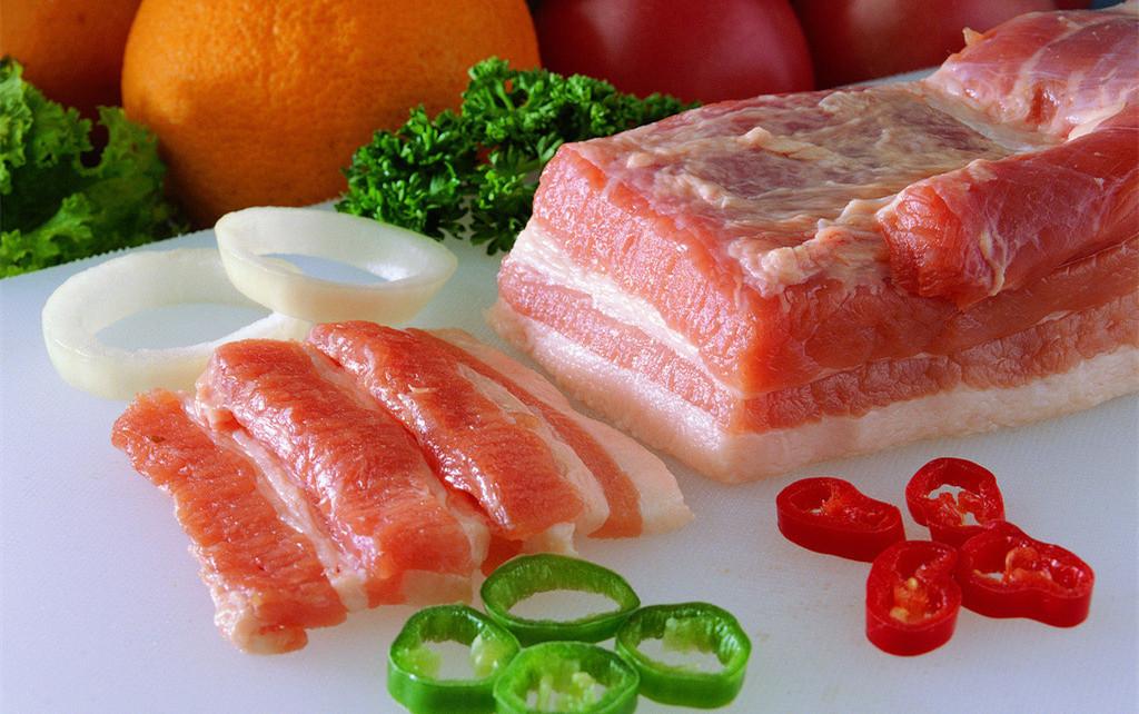 新疆市场监管局:1批次猪五花肉样品检出氯霉素