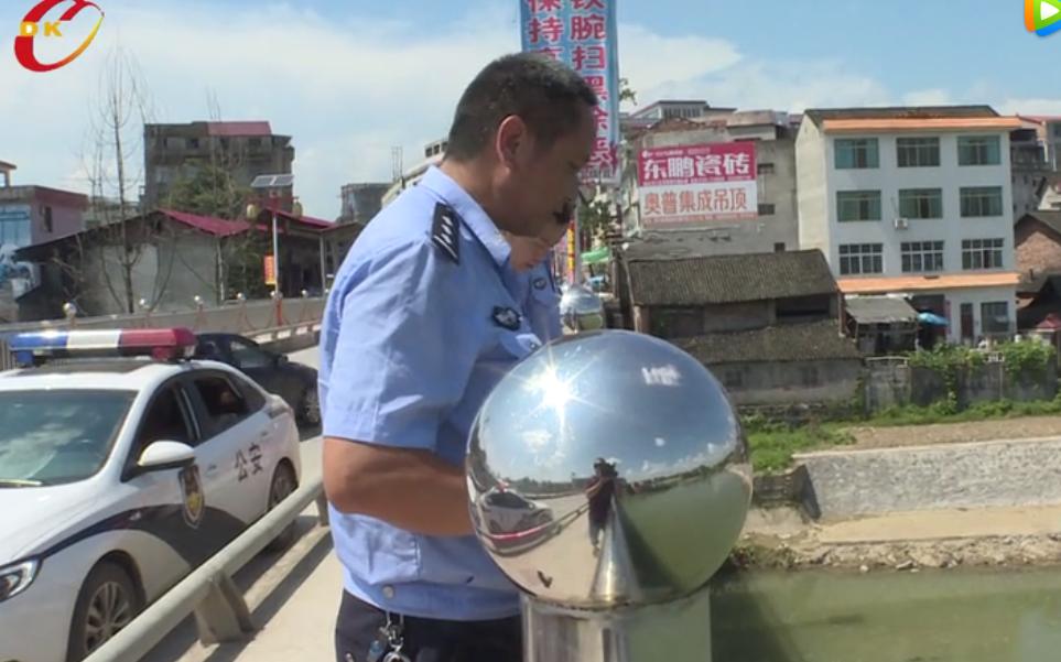 邵阳4名男子违法抛弃病死猪被拘