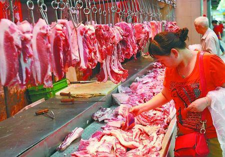 """猪肉打九五折 """"平价肉""""明起厦门96家超市售卖 物美价廉"""