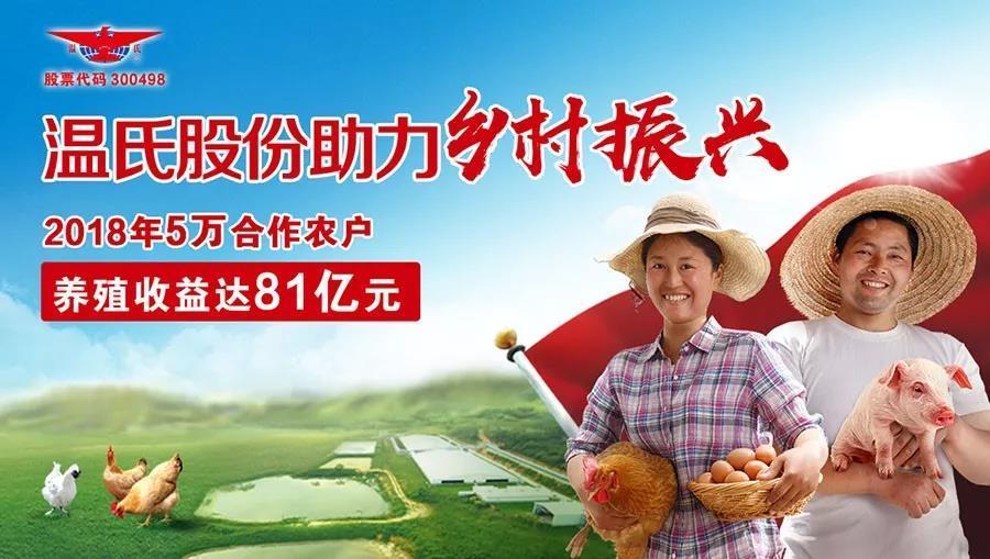 发挥现代农业主力军作用,温氏一单位牵头建设园区入选河北省现代农业园