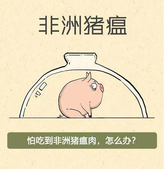 科普:怕吃到非洲猪瘟肉,怎么办?