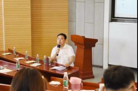 天邦股份生物技术事业部总裁王峰