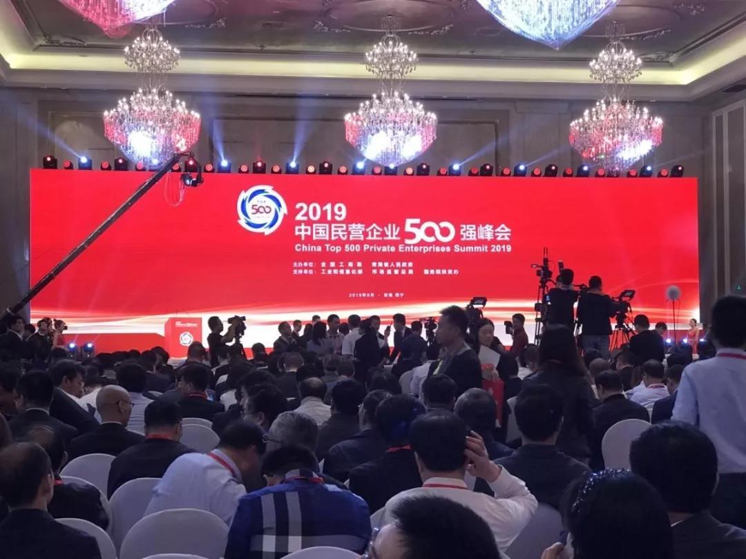 双胞胎再次荣登中国民企500强,排名升至113位!