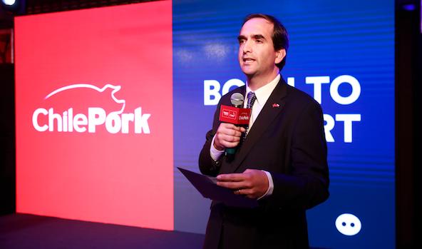 智利猪肉协会主席