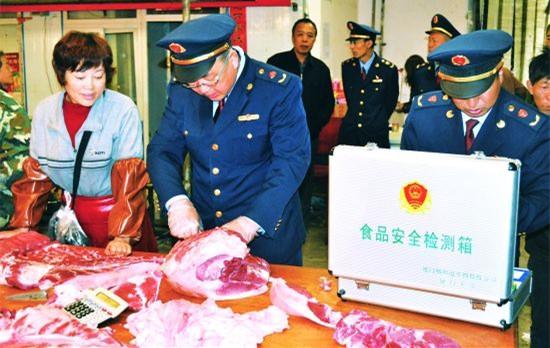 湖南永州:加强对猪肉市场监管 确保消费者安全消费猪肉和猪肉制品