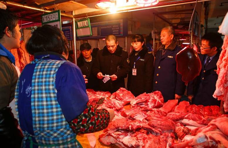 山东全面开展非瘟防控排查,检查猪肉生产经营单位19万家次