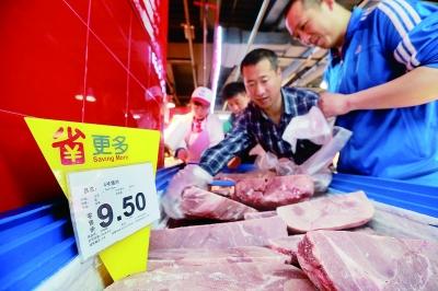 保障猪肉市场稳定 合肥已储备活猪3万头、冻肉300吨!