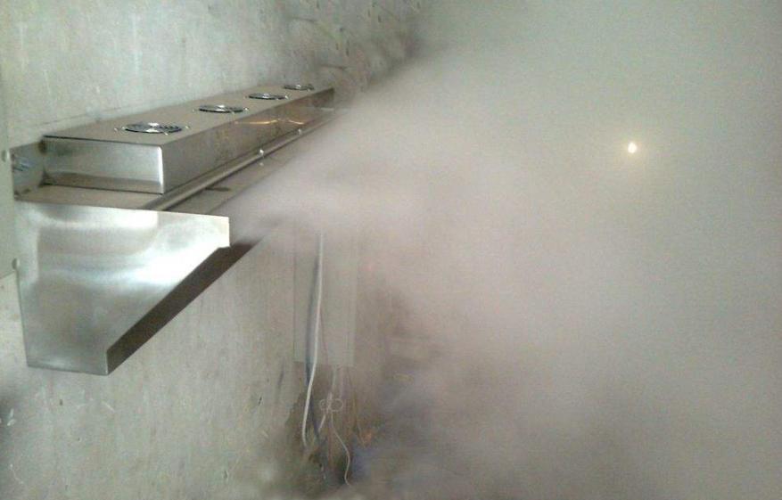 发生过非洲猪瘟养殖场恢复生产技术指南(连载二),论述养猪场清洗消毒