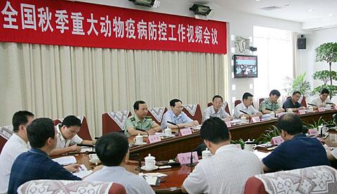 农业农村部:答复关于加强动物疫病防控的提案!