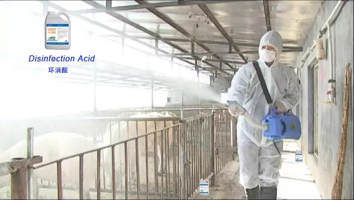 猪场复产如何轻松解决消毒问题?